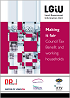 Featured Publication - Making it Fair: Council Tax Benefit and Working Households