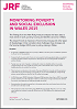 Featured Publication - Monitoring Poverty and Social Exclusion in Wales 2015