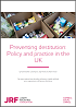 Featured Publication - Preventing destitution: Policy and practice in the UK
