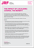 Click to view 'The Impact of Localising Council Tax Benefit' as a PDF